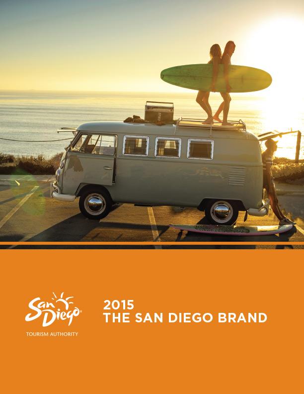 The San Diego Brand