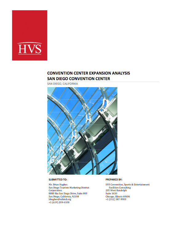 HVS San Diego Convention Center Expansion Analysis