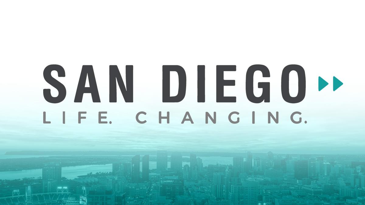 San Diego Life. Changing.