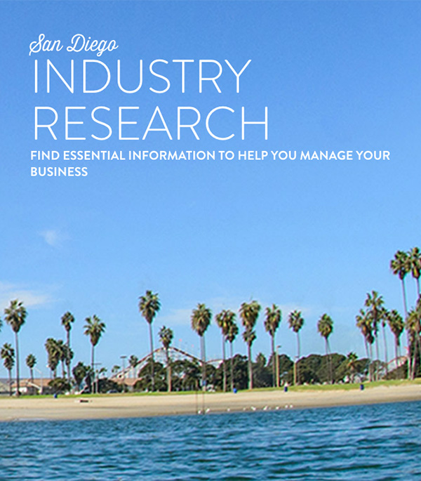 Industry Research, Experience San Diego